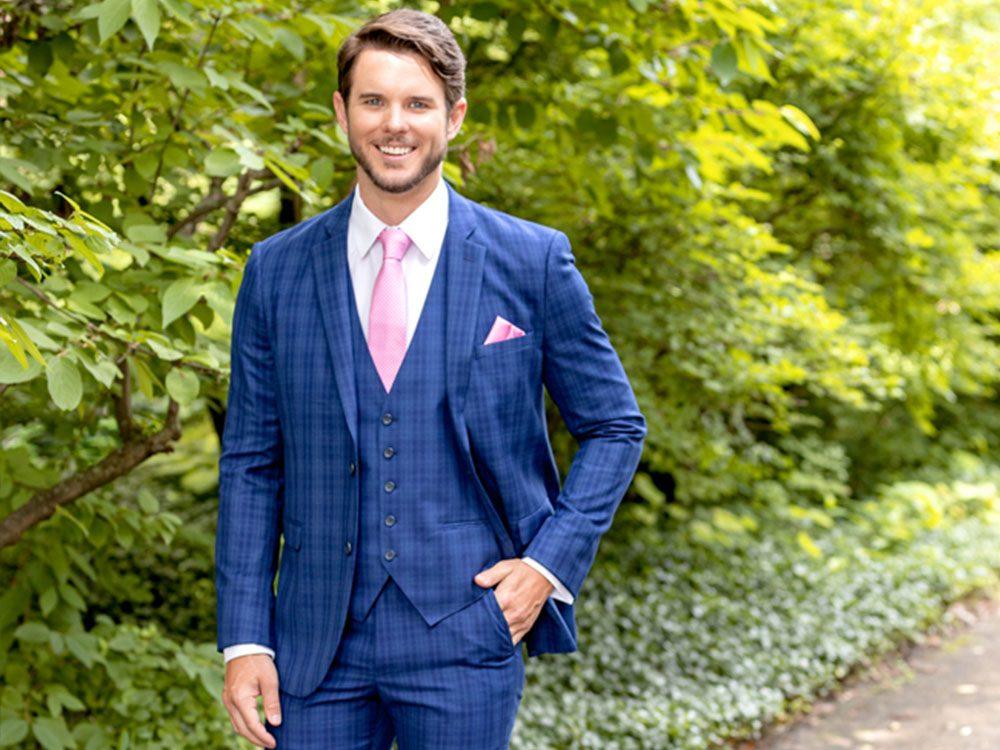 Blue Suit | Slim Fit